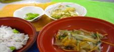 5月25日の夕食
