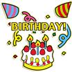 お誕生日会を開催致します。