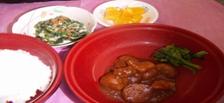4月27日の夕食