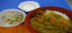2月22日の夕食